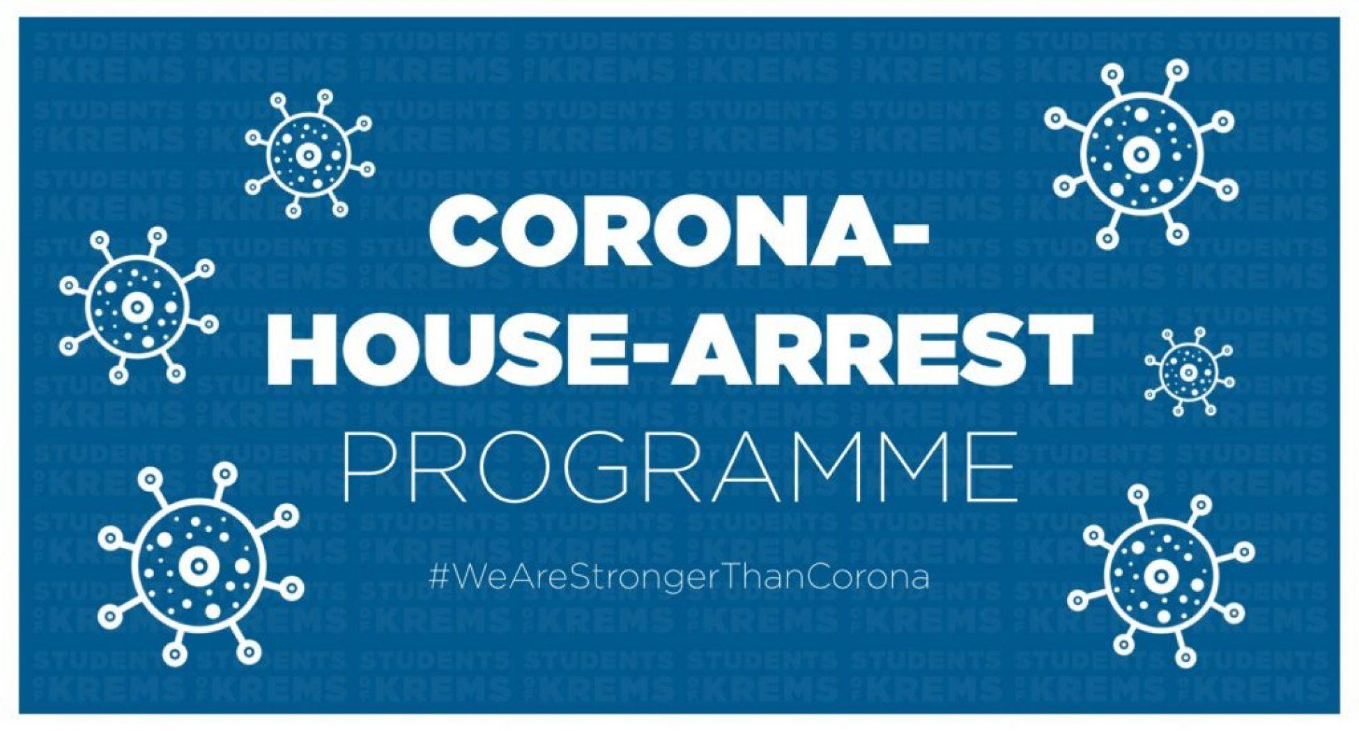 Corona House Arrest_Wordpress Header3